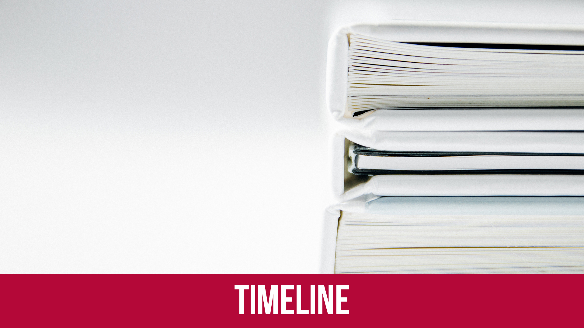 Box Academic Advising Timeline