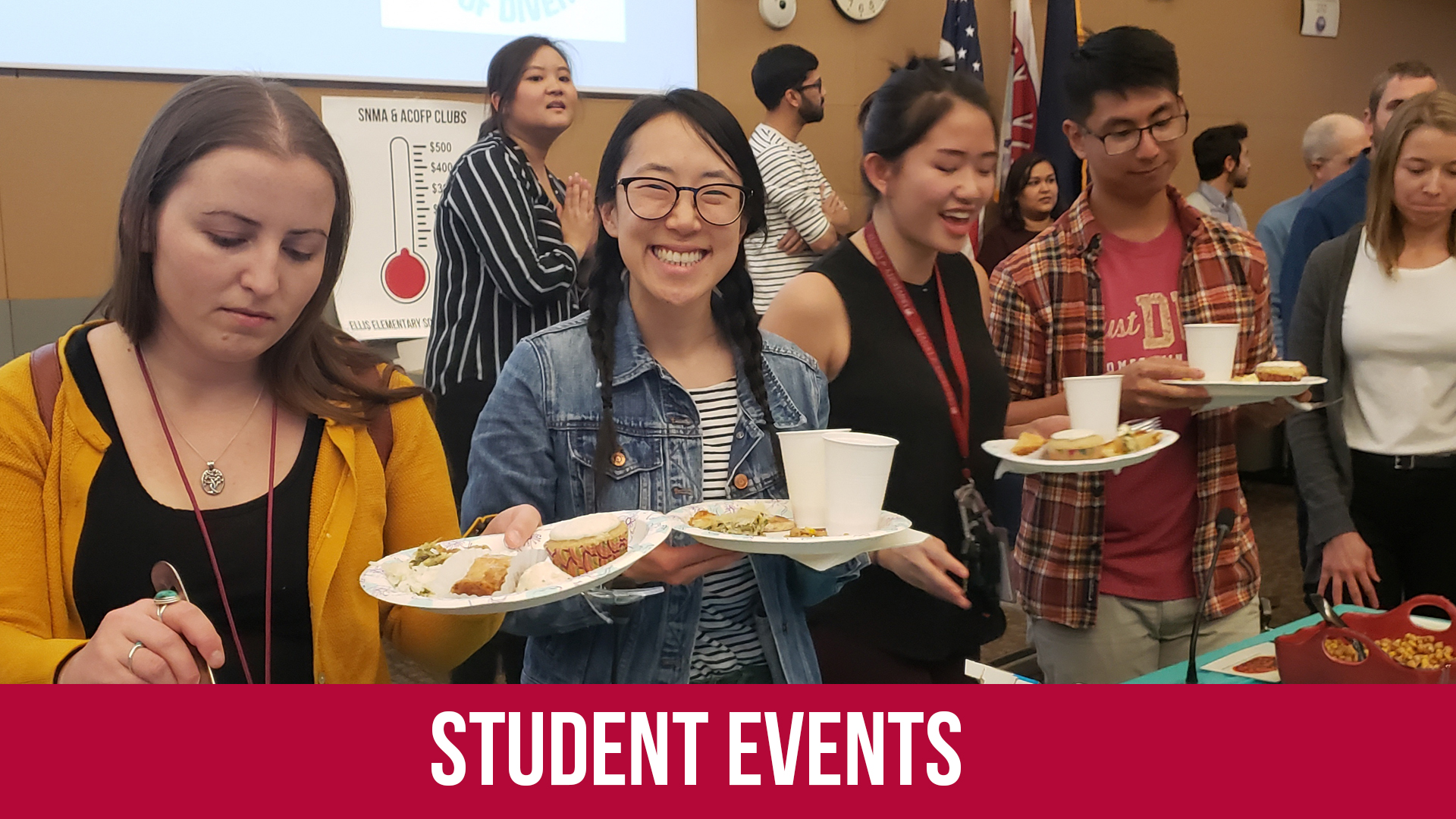 Box Student Events
