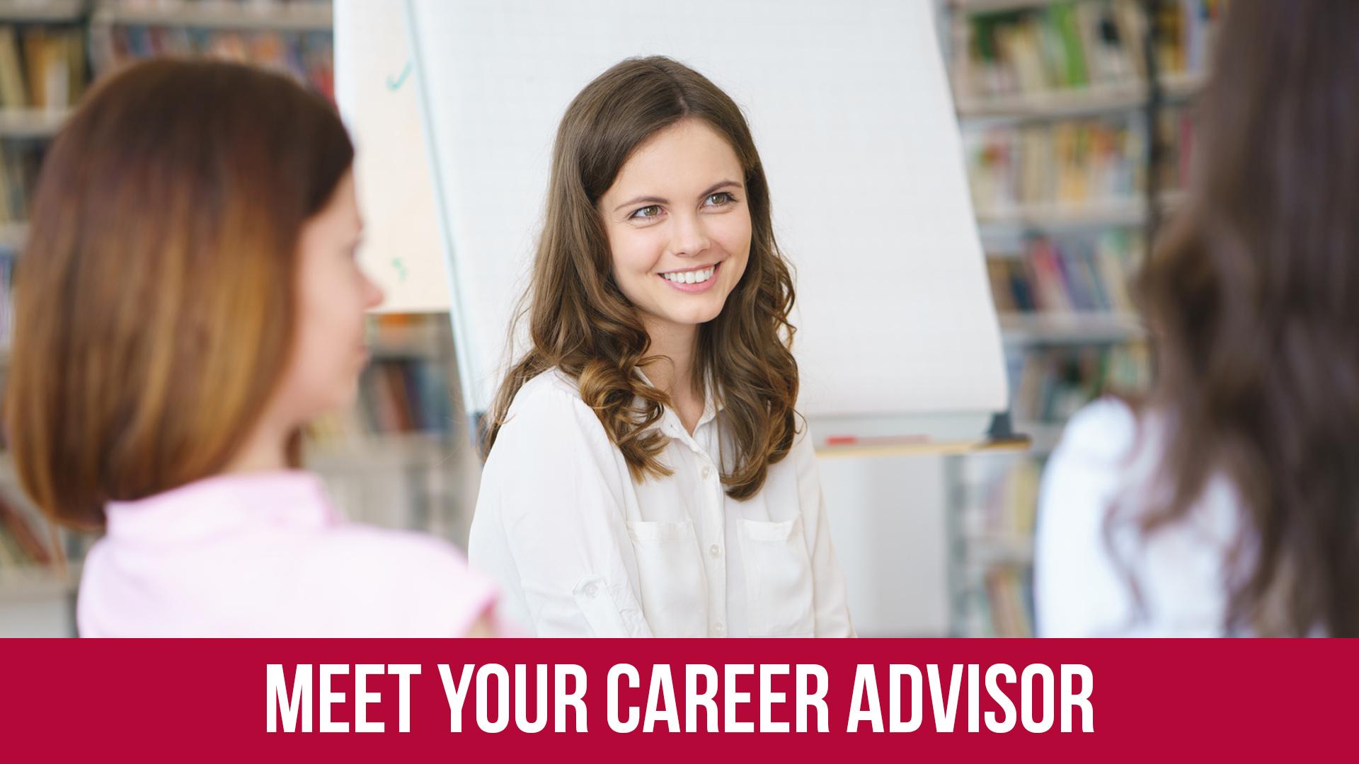 Box Meet Your Career Advisor