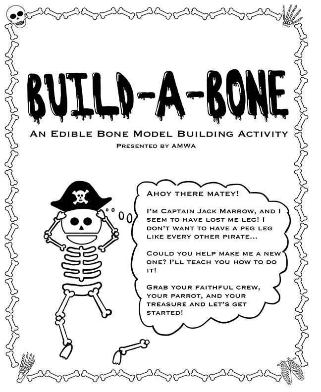 Children Edible Bones Activity-1