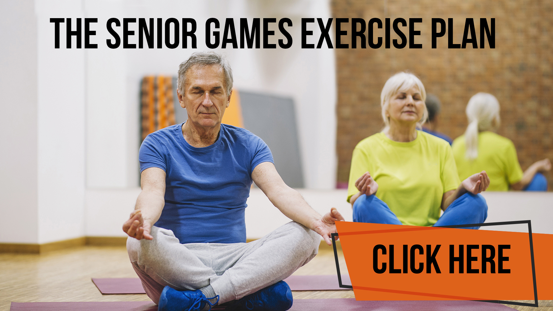 Senior Games Exercise Plan 2