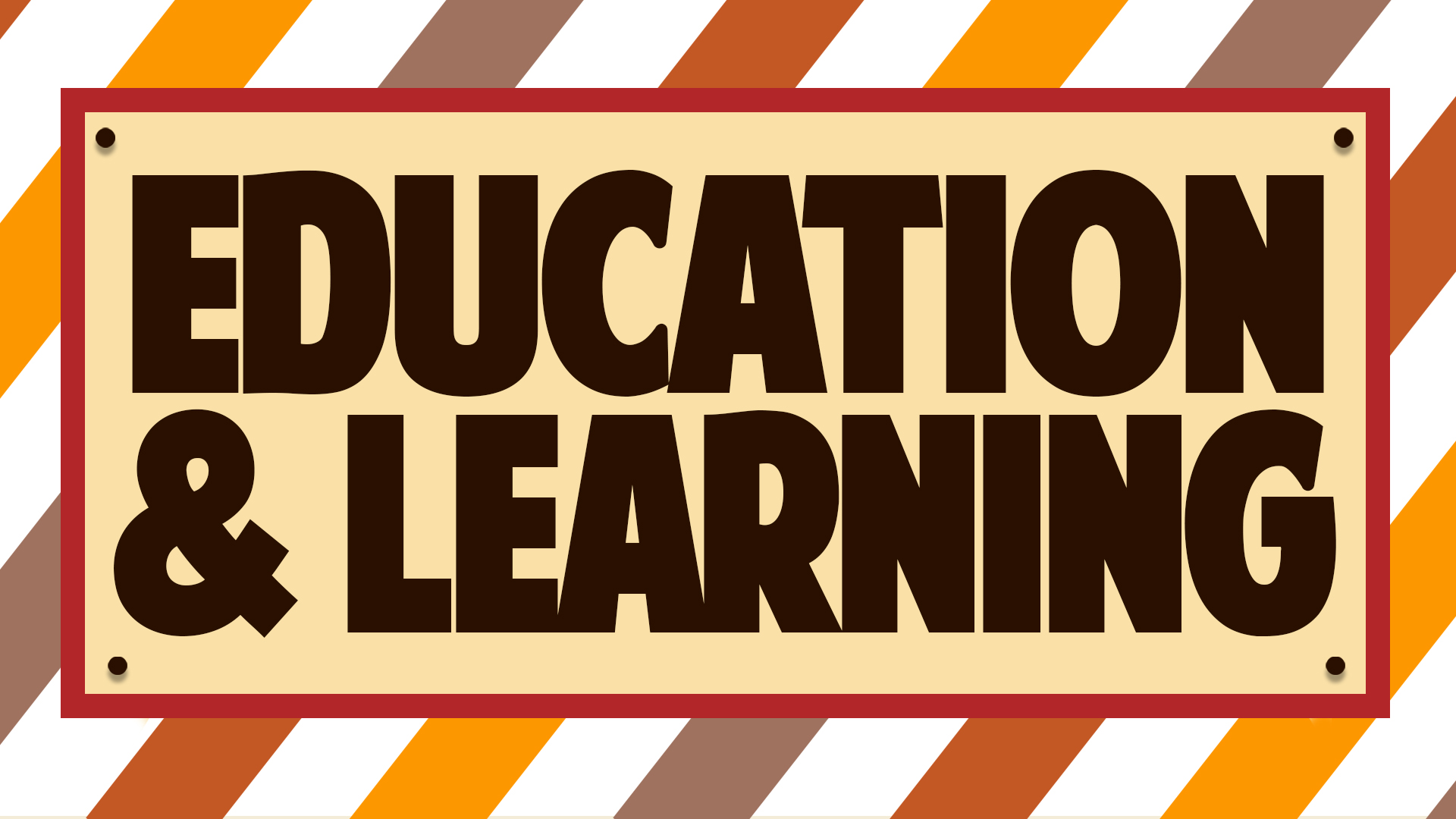 Web banner_Education and Learning