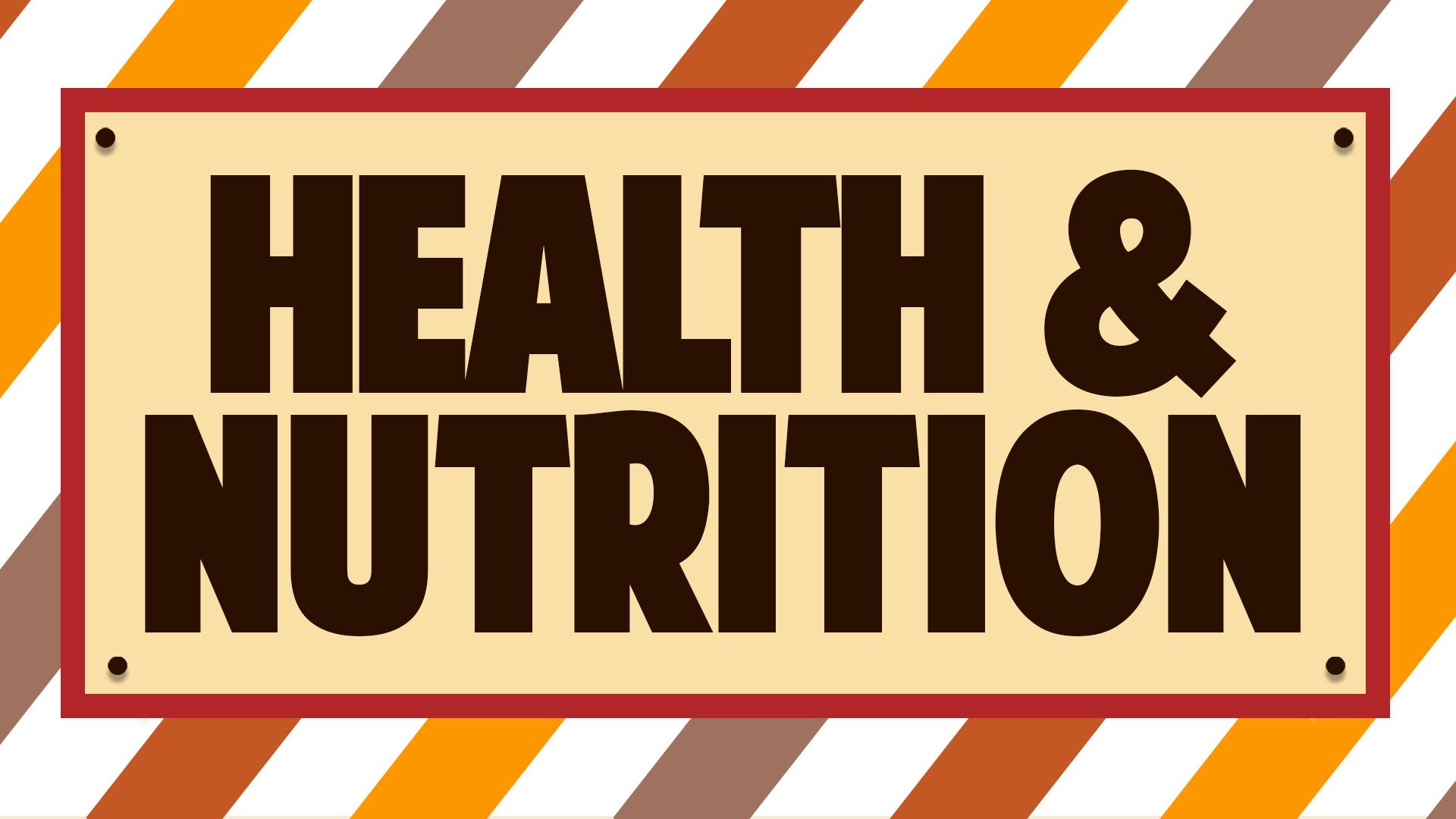 Web banner_Health&Nutrition