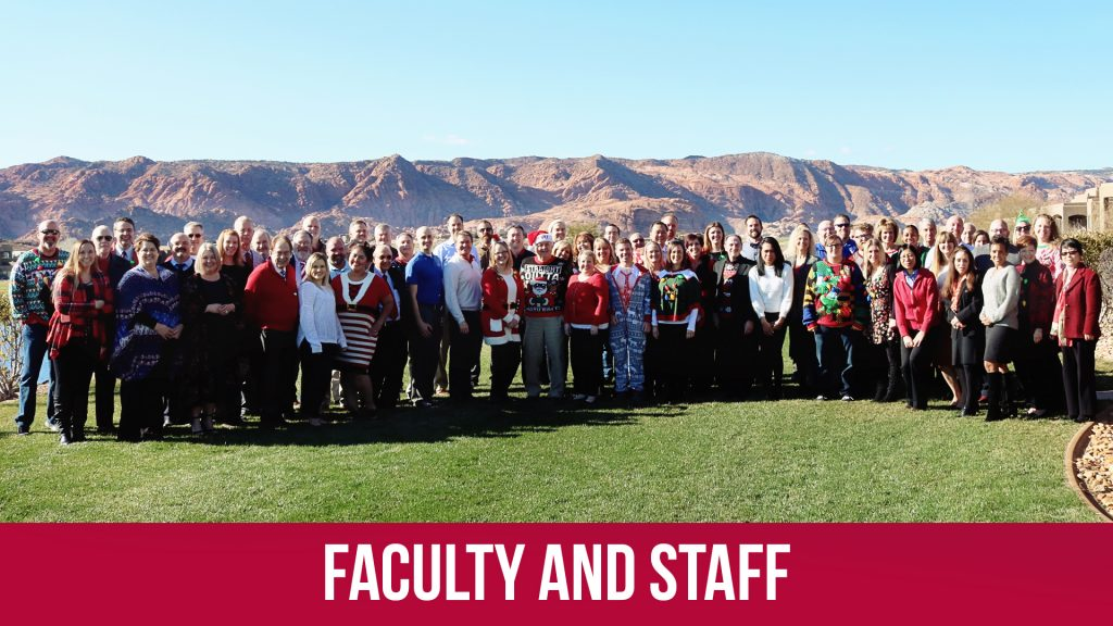 Box Faculty and Staff_University