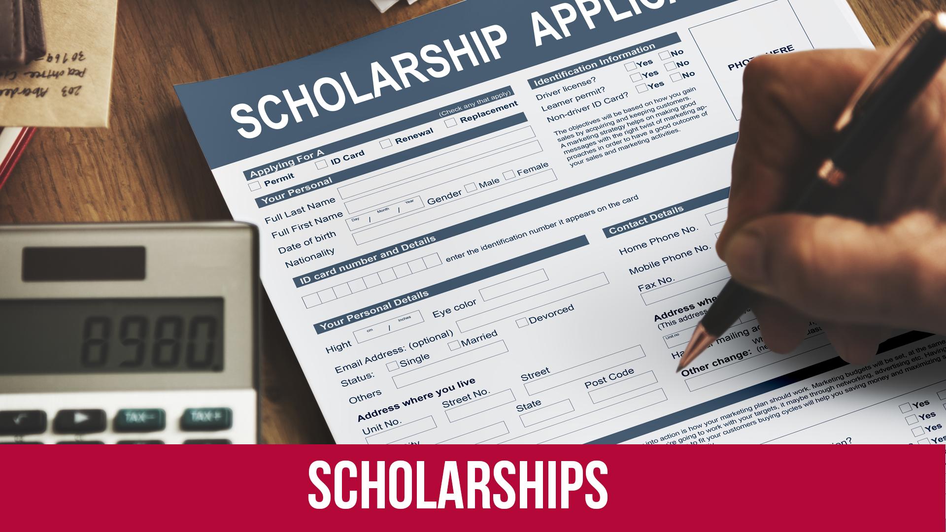 Box Scholarship_University