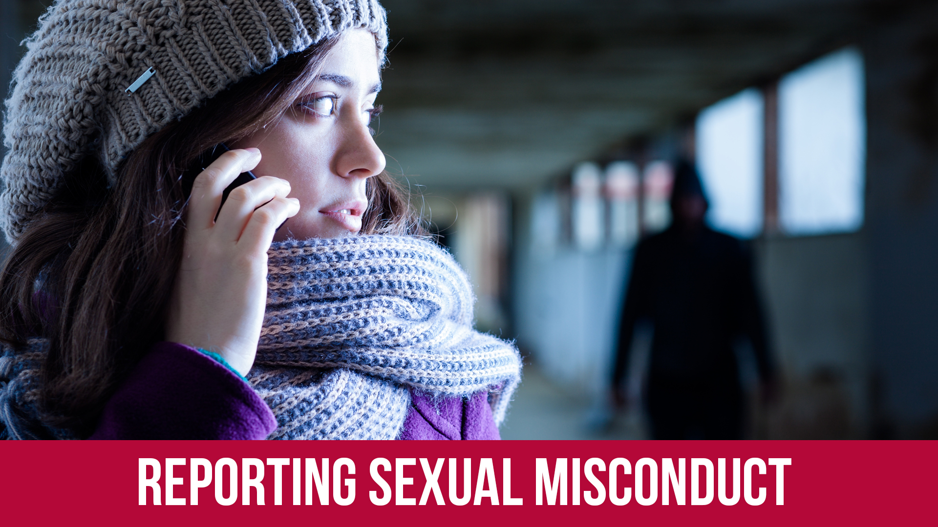 Box Reporting Sexual Misconduct