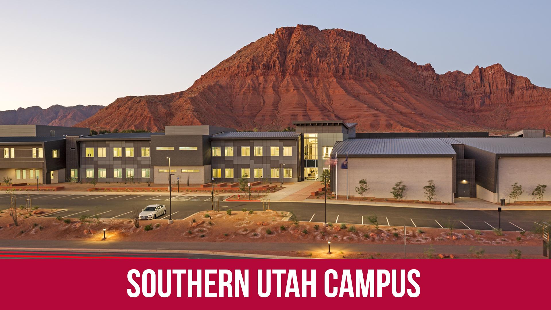 Box Southern Utah Campus