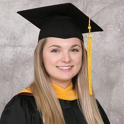 Lacie Phibbs_RVU MSBS Graduate