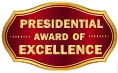 Small_Presidential Award of Excellence
