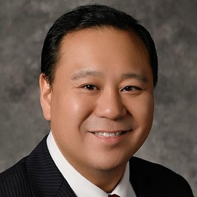 David J. Park, Vice President and Founding Dean of MCOM